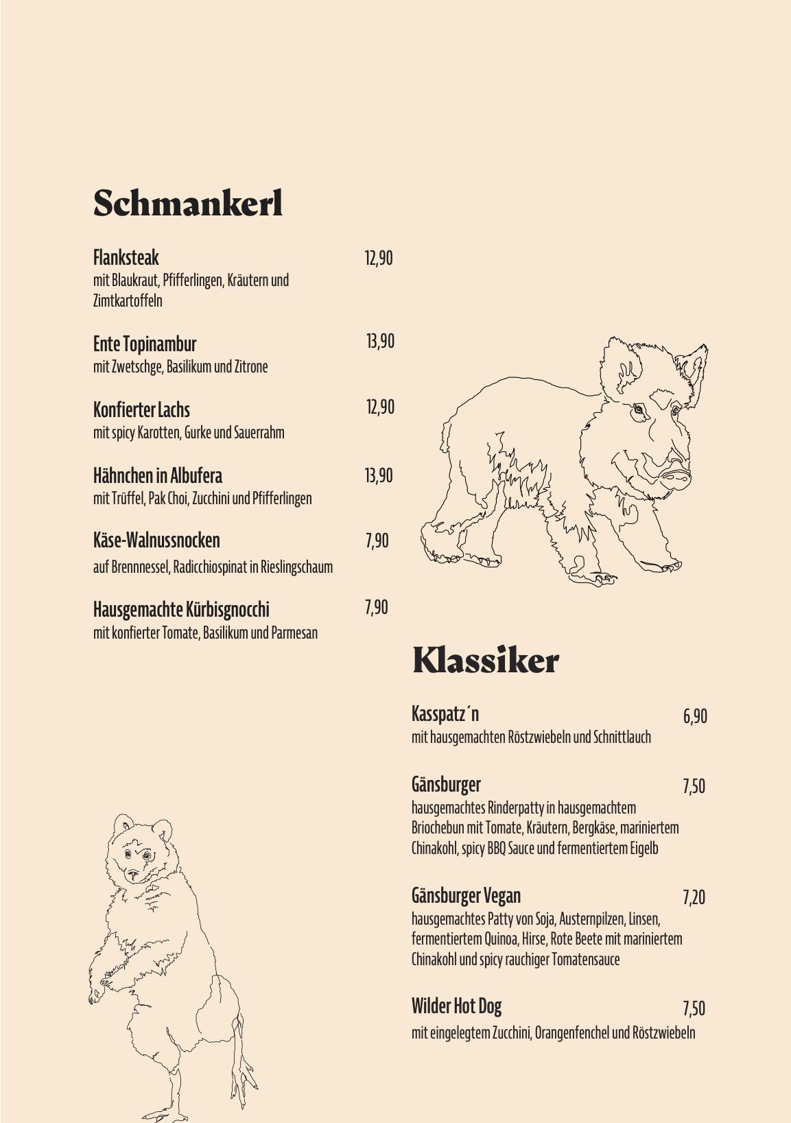 bayerische Schmankerl