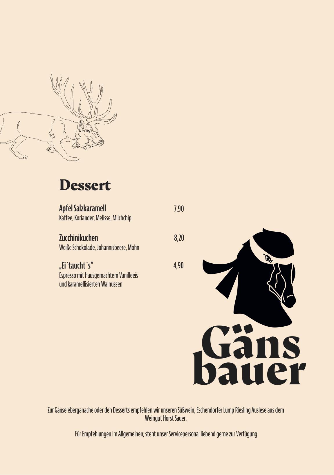 Dessert Restaurant Regensburg